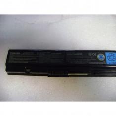 Baterie laptop Toshiba Satellite A200-1MB model PA3534U-1BRS netestata