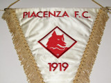 Fanion (brodat - protocol) fotbal - FC PIACENZA (Italia)