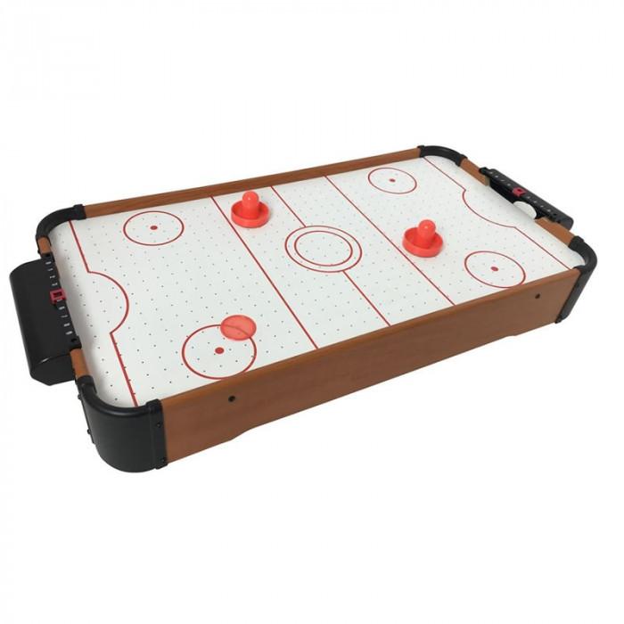 Masa mini pentru Air Hockey, 51 x 31 x 10 cm, asamblare rapida