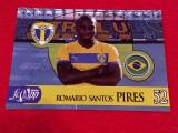 Foto cu autograf original - fotbalistul ROMARIO PIRES (PETROLUL Ploiesti)