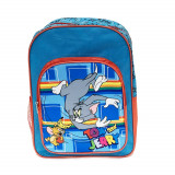 Ghiozdan cu 2 compartimente Tom and Jerry