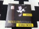 Tineri celebri in festivalul george enescu Janine Jansen vioara cd disc sigilat, universal records