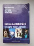 Bazele contabilitatii. Concepte, modele, aplicatii- E.Horomnea, N.Tabara, Alta editura, 2008