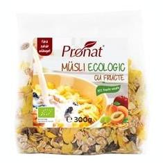 Musli cu Fructe Bio 300gr Pronat Cod: PRN6613