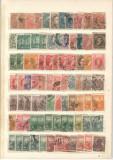 Argentina.Lot peste 1.700 buc. timbre stampilate  FL.7