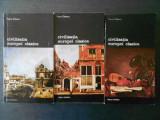 PIERRE CHAUNU - CIVILIZATIA EUROPEI CLASICE 3 volume, Nemira