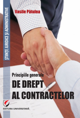 Principiile generale de drept al contractelor foto