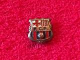 Insigna (veche) fotbal - FC BARCELONA