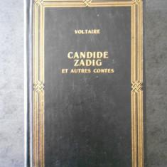 VOLTAIRE - CANDIDE ZADIG ET AUTRES CONTES (1993, editie cartonata)
