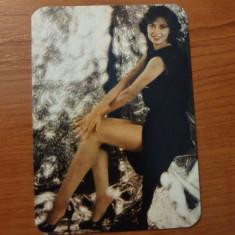 calendar de buzunar din anul 1987
