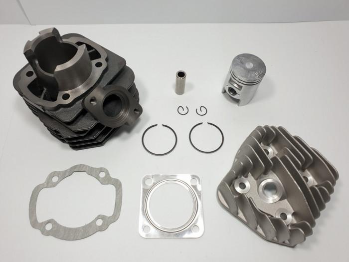 Kit Cilindru Set Motor + Chiuloasa Scuter Daelim Tapo 49cc 50cc AER