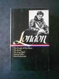 JACK LONDON - NOVELS AND SOCIAL WRITINGS (1982, editie bibliofila)