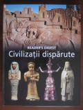 x x x - Civilizații dispărute