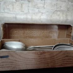 Tacâmuri argint masiv