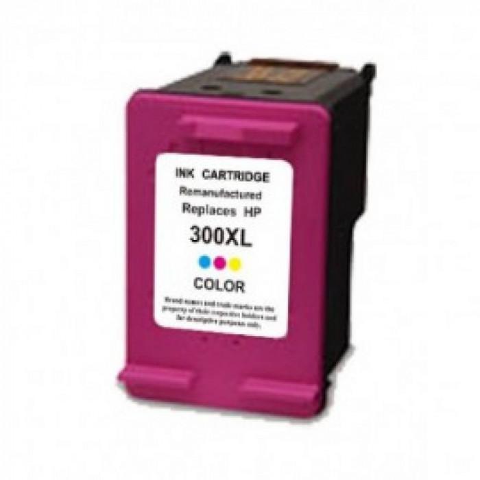 Cartus HP 300XL CC644AE color compatibil