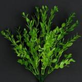 Buxus artificial mini verde crud H36 cm
