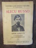 Alecu Russo - Opere complete