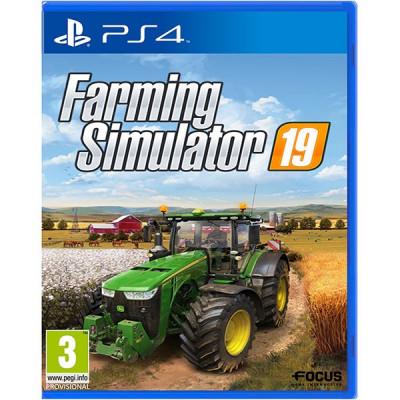 Farming Simulator 19 Ps4 foto
