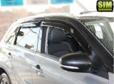 Deflectoare de aer set fata si spate - Suzuki Vitara (2015-)