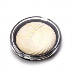 Iluminator MAKEUP REVOLUTION Vivid Baked Highlighter Golden Lights 7.5g