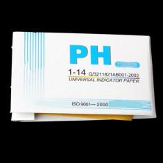 PH 160 de benzi ptr. verificat PH indica precis ph de la 1-14 ACID si ALCALIN