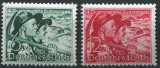 B0346 - Germania 1938 - Anexare 2v.neuzat cu sarniera,perfecta stare