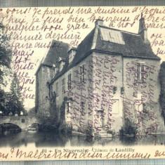 AD 377 C. P. VECHE -EN NIVARNAIS -CIRC.1914-CATRE S.OTETELESANU,CARACAL,ROMANATI