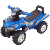 ATV pentru copii Explorer - albastru, Baby Mix