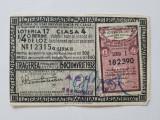 Bilet LOTO 15 OCT 1938 Seria l, Romania 1900 - 1950