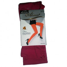 Ciorapi dama cu chilot - culoare - bordo - mov...OFERTA !!