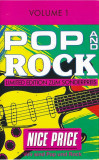 2 Casete Pop And Rock Volume 1 & 2, originale, rock