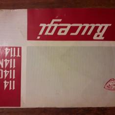 Catalogul pieselor de schimb Autocamion BUCEGI SR 114 Steagul Rosu / C45P