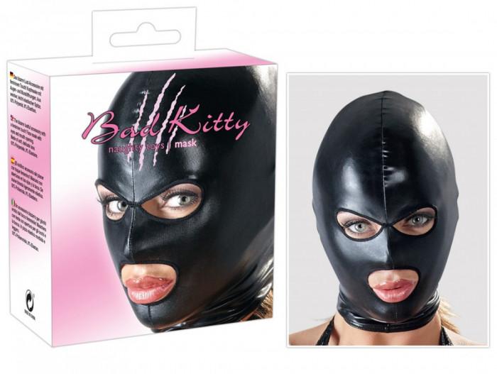 Masca Jocuri Erotice, Neagra