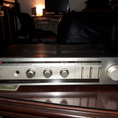 Amplificator ( statie ) stereo Pioneer SA-301 ,  Dual CV1100