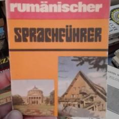 Sprachfuhrer deutsch-rumanischer