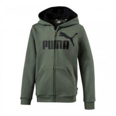 Hanorac copii Puma ESS Logo Hooded Jacket Fl B 85210223