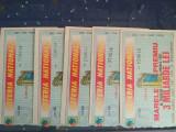5 Bilete Loterie, serii consecutive