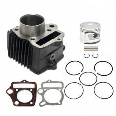 Kit Cilindru Set Motor Scuter Moped 4T 70cc 90cc 47mm