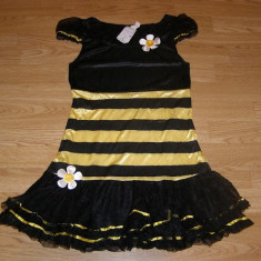 Costum carnaval serbare albina albinuta pentru copii de 7-8 ani, Din imagine