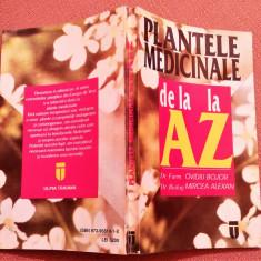 Plantele Medicinale de la A la Z - Dr. Farm. Ovidiu Bojor, Dr. Biolog M. Alexan, Alta editura, 1995