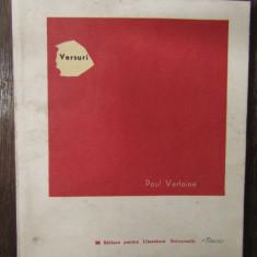 VERSURI-PAUL VERLAINE
