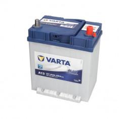 Baterie VARTA 12V 40Ah 330A albastru DYNAMIC (R+ borna subtire (vehicule japoneze)) 187x127x227 B01 - flansa montare 10.5 mm