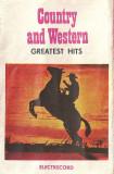 Caseta Country And Western Greatest Hits, originala