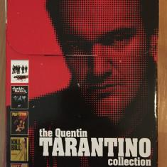 Colecție filme Quentin Tarantino, DVD, Romana