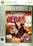 Joc XBOX 360 Tom Clancy's - Rainbow Six - Vegas 2 Classics - B