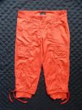 Pantaloni ¾ Armani Jeans. Marime 44 (29), vezi dimensiuni; impecabili, ca noi