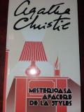 MISTERIOASA AFACERE DE LA STYLES   AGATHA CHRISTIE