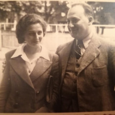 Foto promenadă Câmpina, 22 iunie 1939, 9/6 cm