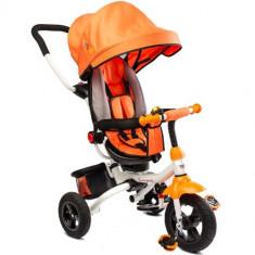 Tricicleta Pliabila Wroom Orange