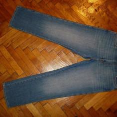 "Blugi Wrangler ""Texas Stretch""-Marimea W33xL30 (talie-85cm,lungime-102cm), 33, Lungi"